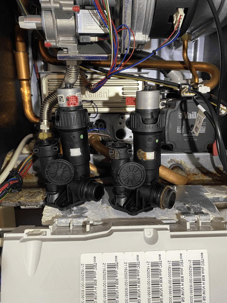Central Heating System Boiler Repair